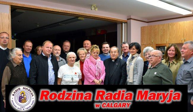 Kolo Rodzina Radia Maryja w Calgary