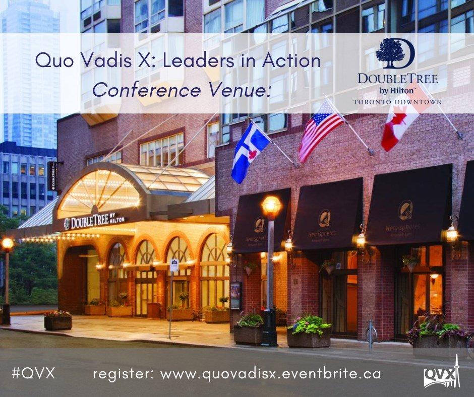 Quo Vadis Conferences