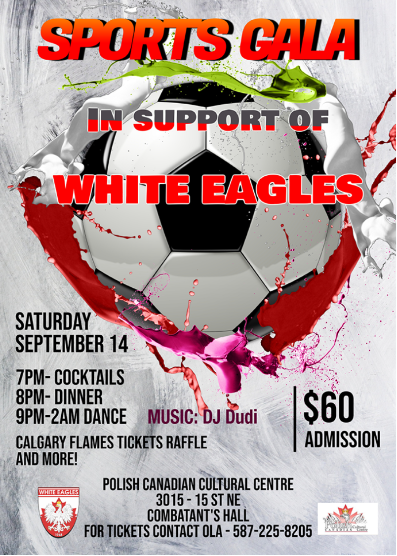 White Eagles Polish Canadian Sport Association Calgary Gala 2019