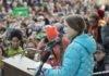 Greta Thunberg Edmonton