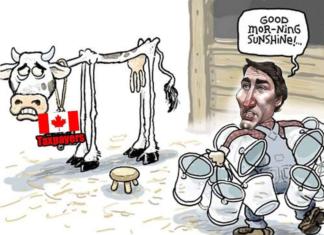 Liberalny Rzad podatkuje rodziny w Kanadzie