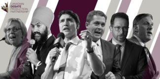 Canadian leaders debates 2019