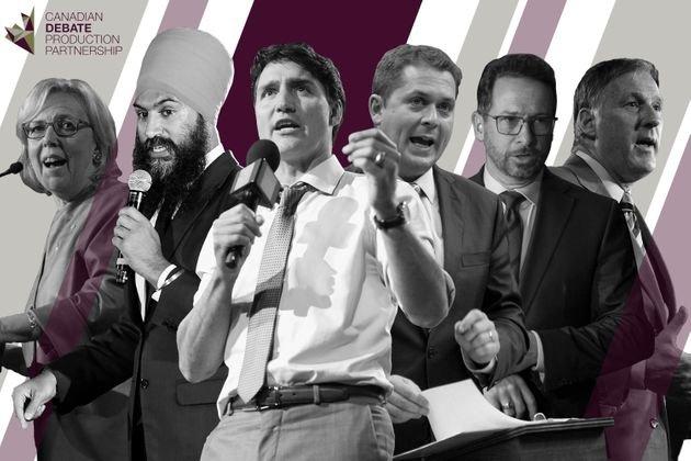 Canadian leaders debates 2019