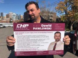 Dawid Pawlowski CHP