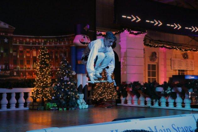 Artyści z zespołu Mazovia dali wspaniały występ, który publiczność nagrodziła owacjami na stojąco. 5
