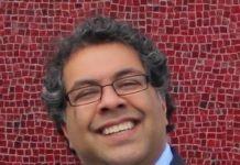 Burmistrz Calgary Naheed Nenshi