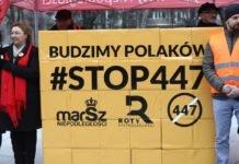 STOP 447 Podpisy