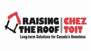 Raising the Roof's logo
