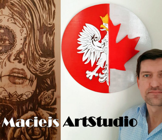 Maciej Zmudzki - Maciejs ArtStudio