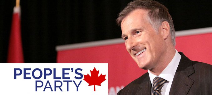 Maxime Bernier - People's Party of Canada