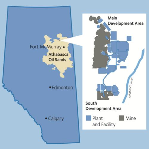 Nie miej złudzeń. Kanada jest zamknięta dla biznesu! Teck Resources wycofał aplikację z kopalni piasków roponośnych Frontier. 1