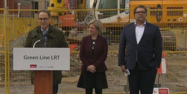 Projekt Calgary Green Line LRT