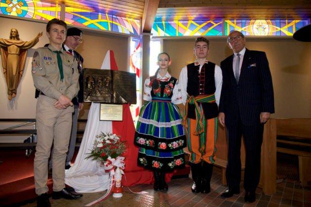 """Obchody Narodowegpo Dnia Pamięci """"Żołnierzy Wyklętych"""" w Calgary 9"""