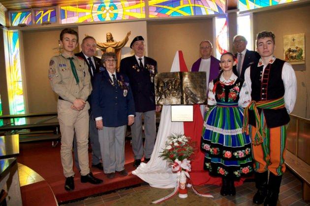 """Obchody Narodowegpo Dnia Pamięci """"Żołnierzy Wyklętych"""" w Calgary 7"""