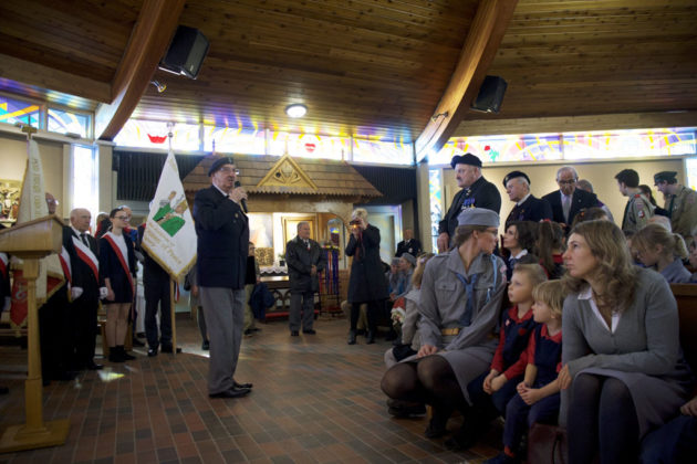 """Obchody Narodowegpo Dnia Pamięci """"Żołnierzy Wyklętych"""" w Calgary 21"""