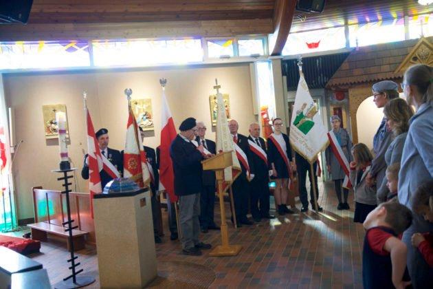 """Obchody Narodowegpo Dnia Pamięci """"Żołnierzy Wyklętych"""" w Calgary 19"""
