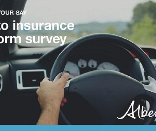 Government of Alberta Insurance Survey