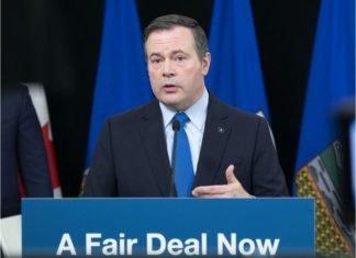 Jason Kenney Fair Deal Report