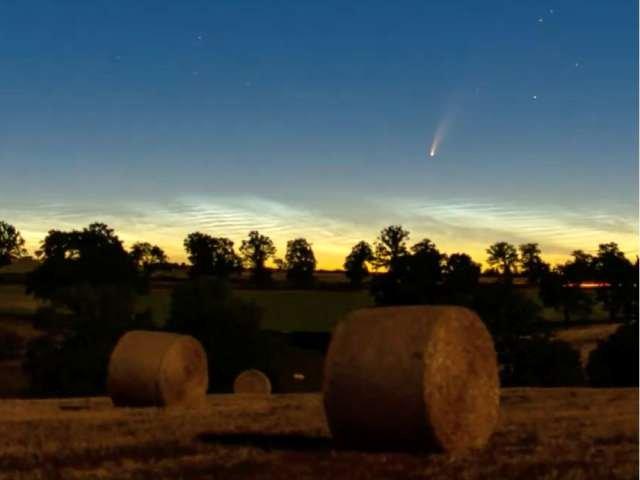 Zobacz kometę NEOWISE, zanim zniknie. 2