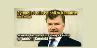 dr. Andrzej Kurnicki, ambasador RP w Kanadzie
