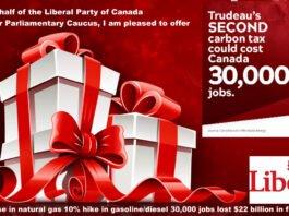 Trudeau's 2nd carbon tax