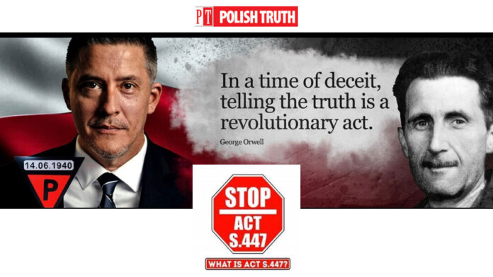 Edward Reid - Polish Truth Stop Act S. 447