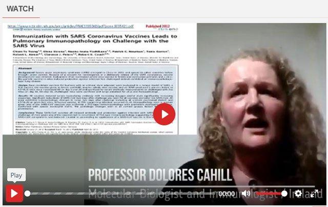 Profesor Dolores Cahill