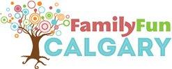 Family Fun Calgary logo