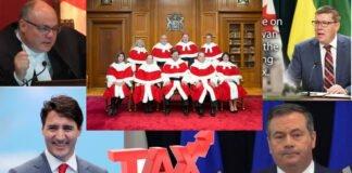 Kanada, Sąd Najwyższy orzekł, że podatek węglowy jest zgodny z konstytucją