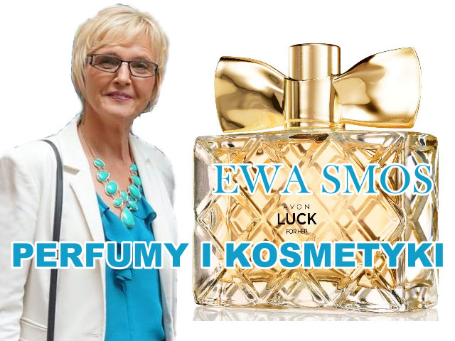Ewka Smos jako Beauty Advisor w Cosmetics and Fragrance Department