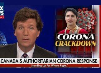 Tucker Carlson Fox News internment camps