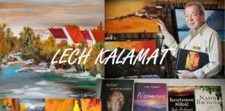 Lech Kalamat Artysta Calgary