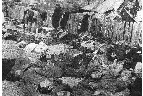 Zbrodnia na Wołyniu 1943